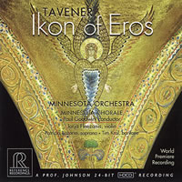 Paul Goodwin - Tavener: Ikon of Eros