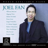 Joel Fan - World Keys