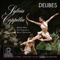 San Francisco Ballet Orchestra - Delibes: Sylvia & Coppelia -  HDCD CD