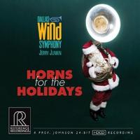 Dallas Wind Symphony - Horns For The Holidays