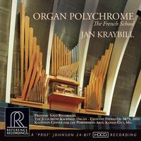Jan Kraybill - Organ Polychrome: The French School