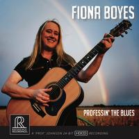 Fiona Boyes - Professin' The Blues -  HDCD CD