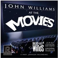 The Dallas Winds - John Williams At The Movies/ Jenkins/ Martin