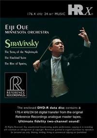 Eiji Oue - Stravinsky: Song of the Nightingale -  HRx