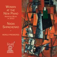 Nadia Shpachenko-Gottesmen - Woman At The New Piano