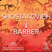 Manfred Honeck - Shostakovich: Symphony No. 5/Barber: Adagio