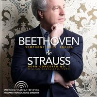 Manfred Honeck - Beethoven: Symphony No. 3/Strauss: Horn Concerto No. 1