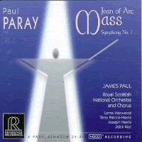 Paul Paray - Joan Of Arc Mass Symphony No. 1 -  HDCD CD