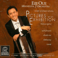 Eiji Oue - Moussorgsky: Pictures At An Exhibition