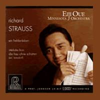 Eiji Oue - R. Strauss: Ein Heldenleben -  HDCD CD