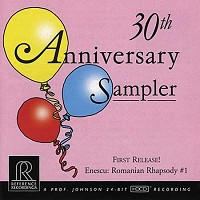 Various Artists - Reference Recordings 30th Anniversary Sampler