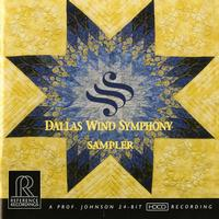 Frederick Fennell - Dallas Wind Symphony Sampler -  HDCD CD