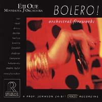 Eiji Oue - Bolero!: Orchestral Fireworks -  HDCD CD