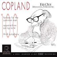 Eiji Oue - Copland 100