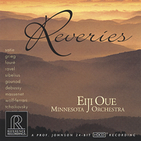 Eiji Oue - Reveries -  HDCD CD