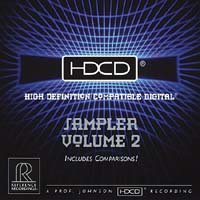 Various Artists - HDCD Sampler Volume II