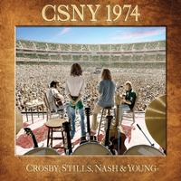 Crosby, Stills, Nash and Young - Live 1974