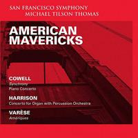 Michael Tilson Thomas - American Mavericks