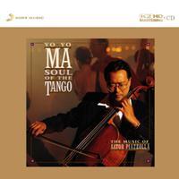 Yo-Yo Ma - Soul Of The Tango -  K2 HD CD