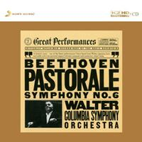 Bruno Walter - Beethoven:  Pastorale Symphony No. 6 -  K2 HD CD