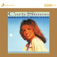 Carly Simon - Greatest Hits Live -  K2 HD CD