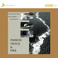 John McLaughlin, Paco De Lucia & Al Di Meola - Passon, Grace & Fire -  K2 HD CD