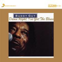 Buddy Guy - Damn Right, I've Got The Blues -  K2 HD CD