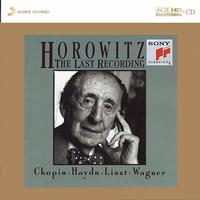 Vladimir Horowitz - The Last Recording -  K2 HD CD