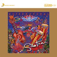Santana - Supernatural -  K2 HD CD