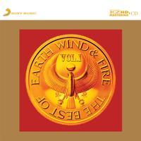 Earth, Wind & Fire - The Best Of Earth, Wind & Fire Vol. 1 -  K2 HD CD