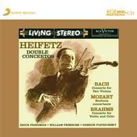 Jascha Heifetz - Double Concertos