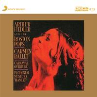 Arthur Fiedler - Carmen Ballet -  K2 HD CD