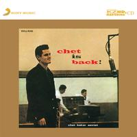 Chet Baker - Chet Is Back! -  K2 HD CD
