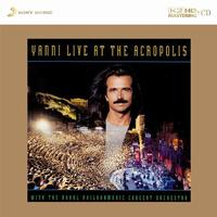 Yanni - Live At The Acropolis -  K2 HD CD