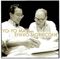 Yo-Yo Ma - Plays The Music Of Ennio Morricone