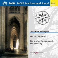 Matthias Jung/The Saxon Vocal Ensemble - Bouzignac: Motets, Motetten
