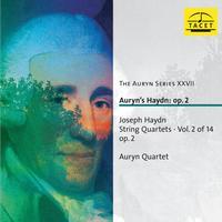 Auryn Quartet - Auryn's Hayden Op. 2