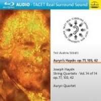 Auryn Quartet - Auryn's Hayden Op. 77, 103, 42