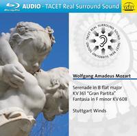 Stuttgart Winds - Mozart: Serenade In B Flat Major