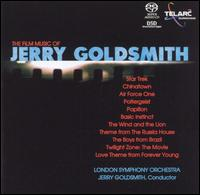 Jerry Goldsmith - The Film Music of Jerry Goldsmith