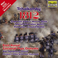 Eugene Fodor & Alexander Peskanov - Tchaikovsky: 1812 Overture