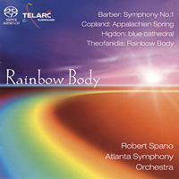 Robert Spano - Rainbow Body