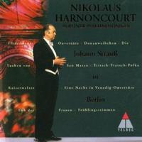 Nikolaus Harnoncourt - Johann Strauss in Berlin