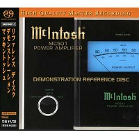 Various Artists - McIntosh Demonstration Reference Disc