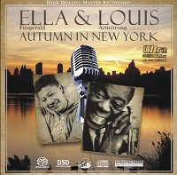 Ella Fitzgerald and Louis Armstrong - Autumn in New York