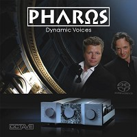 Pharos - Dynamic Voices -  Hybrid Stereo SACD