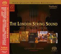 Various Artists - The London String Sound -  Hybrid Stereo SACD