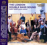 Geoffrey Simon - The London Double Bass Sound/ Gary Karr