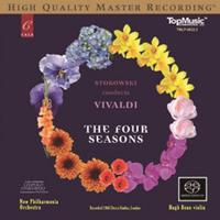Leopold Stokowski - Vivaldi: The Four Seasons
