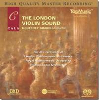Geoffrey Simon - The London Violin Sound